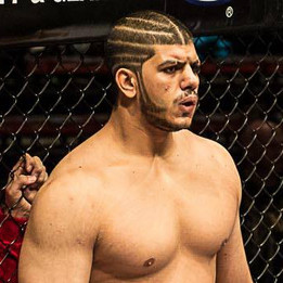 """Mohamed """"The Hulk"""" Abdel Karim"""