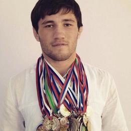 Abusupyan Alikhanov