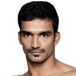 """Shyam """"The Kalari Fighter"""" Prasad"""