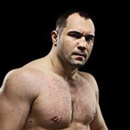 "Konstantin ""The Russian Bear"" Erokhin"
