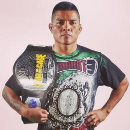 """The Aztec Warrior"" Ramos Cruz"