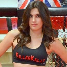 """""""Killer"""" Kelly McGill-Velasco"""