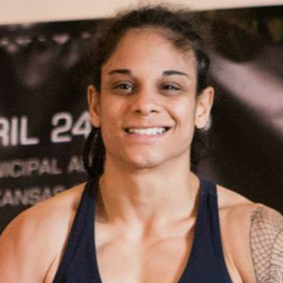 "Livia Renata ""The Brazilian Gangsta"" Souza"