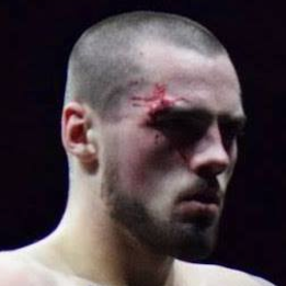 """Connor """"Bare Knuckle"""" Barry"""
