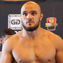"Ilir ""The Sledgehammer"" Latifi"
