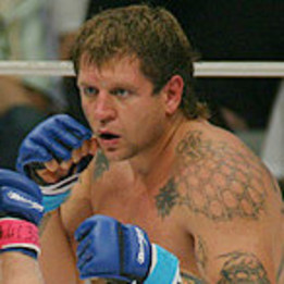 "Aleksander ""The Grim Reaper"" Emelianenko"
