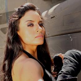 """Lethal"" Laura Salazar"