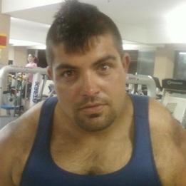 """Morris """"Hulk"""" Albert"""