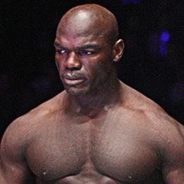 """Alain """"The Panther"""" Ngalani"""