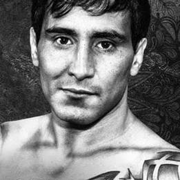 """Antonio """"El Dragon"""" Ramirez"""