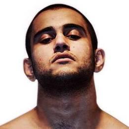 """Mani """"War Face"""" Roushanzamir"""