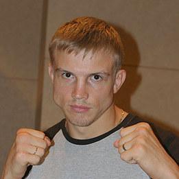 "Andrey ""White Shark"" Semenov"