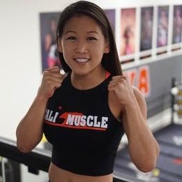 "Melissa ""Little Dynamite"" Wang"