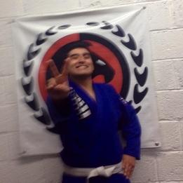 "Gustavo Gabriel ""The Viper"" Nogales"