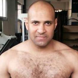 """Sherif """"The Shark"""" Mohamed"""