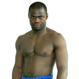 "Herman ""The African Lion"" Kungu"