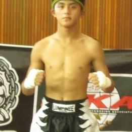 """Alexander """"Lil Rocky"""" Fong"""