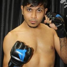 """Vinod Dave """"The Cookie Monster"""" Singh Greywal"""