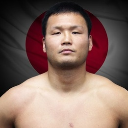 "Yusuke ""The Crusher"" Kawaguchi"