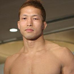 """Kazuyuki """"Little Hercules"""" Miyata"""