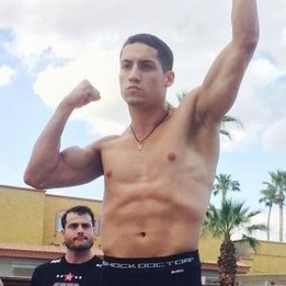 "Buddy ""Battle Born"" Rodriguez"