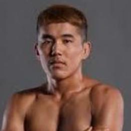 """Jietebusibai """"Kazakh Warrior"""" Haolan"""