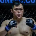 """Ji Won """"Mighty Warrior"""" Kang"""