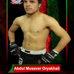 Abdul Musaver Oryakhail