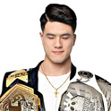 """Sung Bin """"Korean Falcon"""" Jo"""