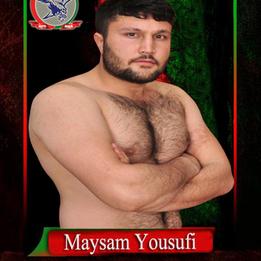 Maysam Yousufi
