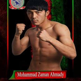 Mohammad Zaman Ahmady