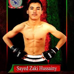 Sayed Zaki Hussainy