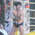 """Katsuyori """"The Mad Dog Wrestler"""" Shibata"""