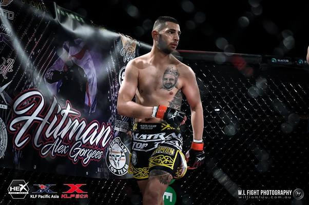 "Alex ""Hitman"" Gorgees"