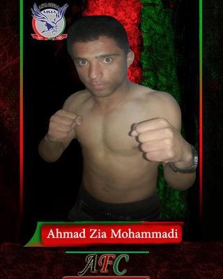 Ahmad Zia Mohammadi