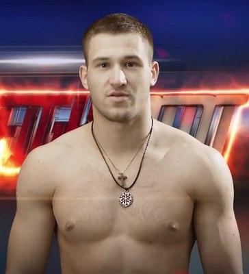 """Anton """"Gladiator"""" Poberezhnyi"""