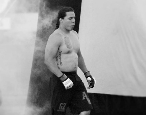 "Ronnie ""The Titan"" Dominguez"