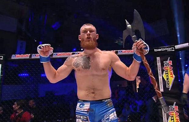 "Adam ""Viking"" Biegański"