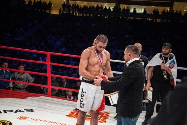 """Sharaf """"Wolfhound"""" Davlatmurodov"""