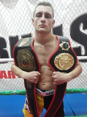 """Teodor """"The Wrestler"""" Nikolov"""