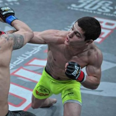 Jay Haas | MMA Fighter Page | Tapology