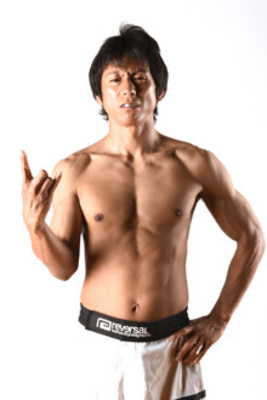 """Yoshiaki """"TeruRyu"""" Kiryu"""