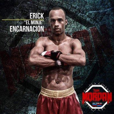 "Erick ""El Monje"" Encarnacion"