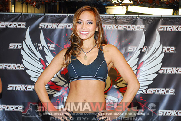 """The Karate Hottie"" Michelle Waterson"