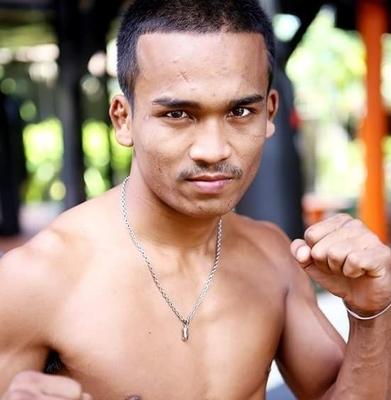 """Top Noi"" Thanongsaklek Tiger Muay Thai"