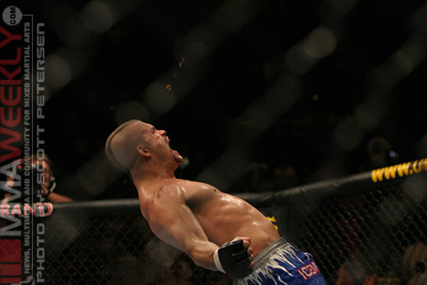 chuck liddell quotthe icemanquot mma fighter page tapology