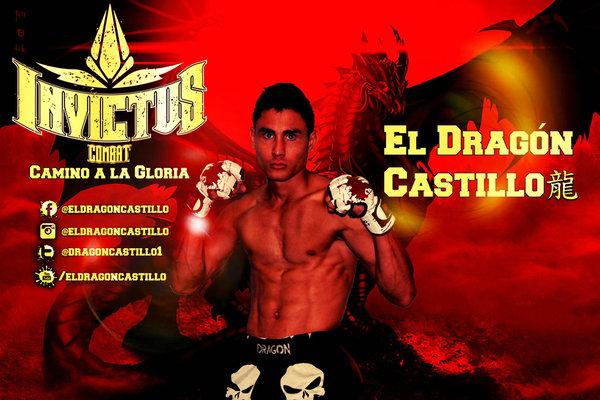 """Jesús """"El Dragón Castillo"""" Cardoso"""