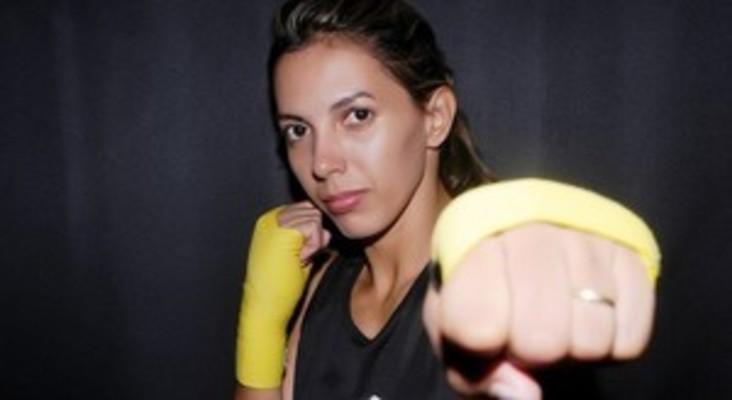 "Fabrina ""Gladiadora"" Vanessa"