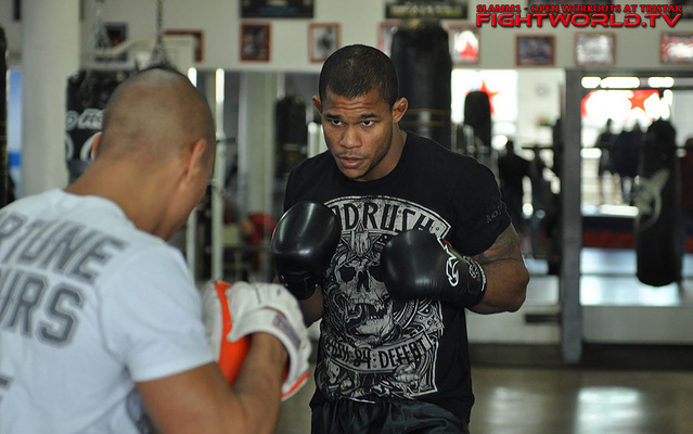 "Alex Garcia (""The Dominican Nightmare"") 
