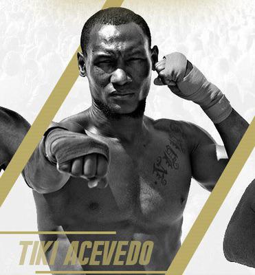 """Reynaldo """"Tiki"""" Acevedo"""